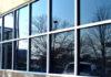 Очистка тонированных стекол