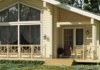 Современные деревянные дома: новые технологии строительства